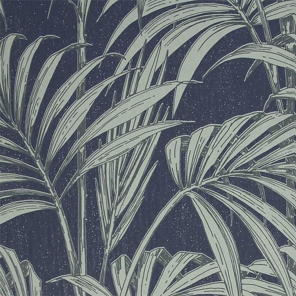 Julien Macdonald Honolulu Navy Wallpaper