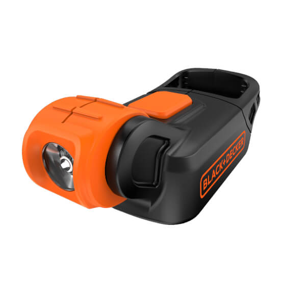 BLACK+DECKER 18V Cordless Flash Light (BDCCF18N-XJ)