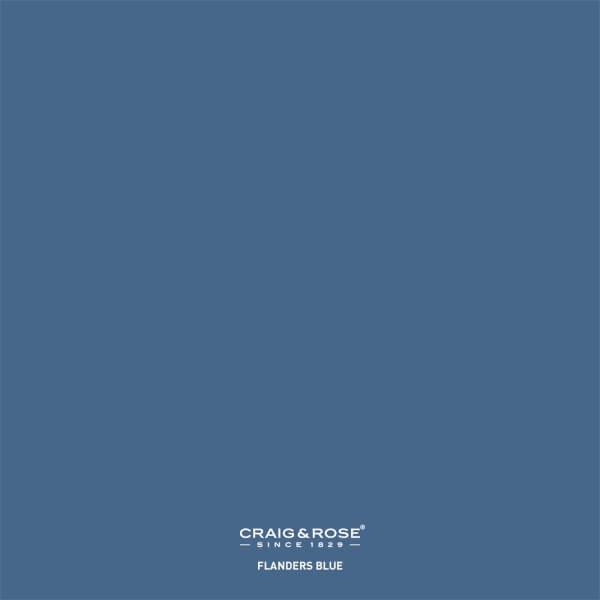 Craig & Rose 1829 Colour Patch Flanders Blue