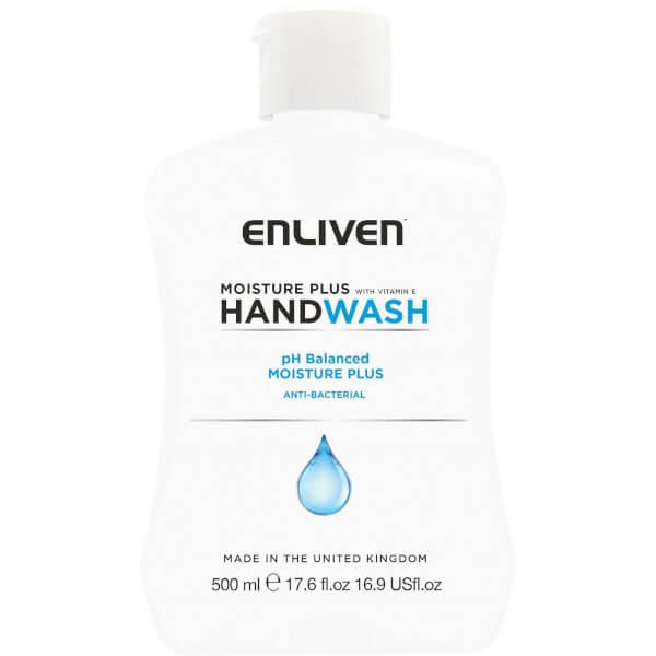 Enliven Moisture Plus Anti-Bacterial Handwash 500ml