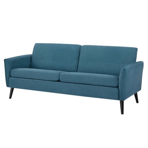Scandi Stella Sofa - Mid-Blue