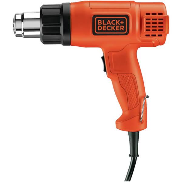 BLACK+DECKER Dual Heat Settings 1750W Corded Heat Gun (KX1650-GB)