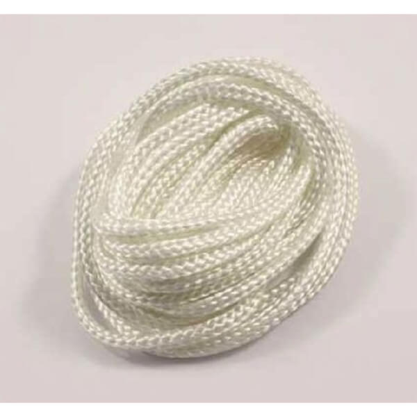 Medium Duty Picture Cord - White - 3m