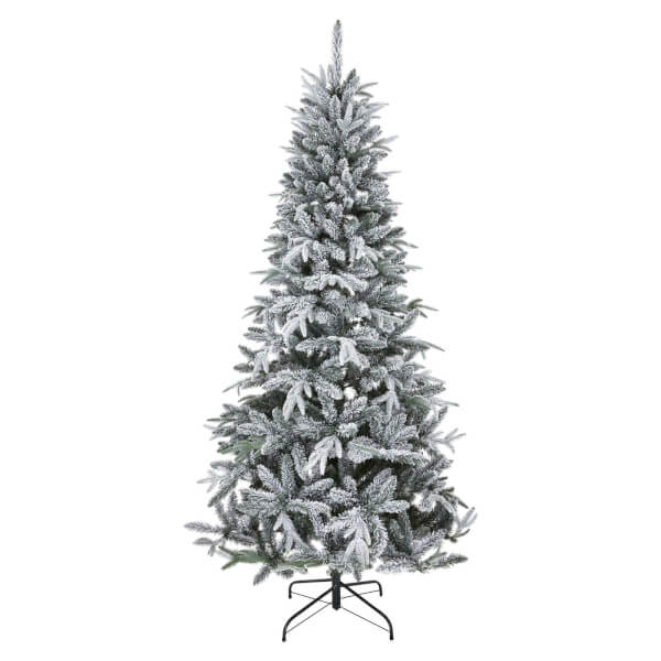 R.   7ft Sitka Snowy Artificial Tree