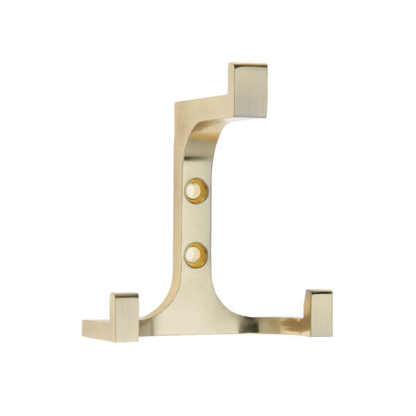 Cubic Modern - Brushed Brass