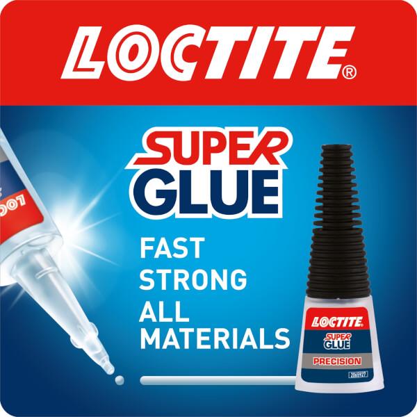 Loctite Super Glue Precision Liquid - Translucent - 5g