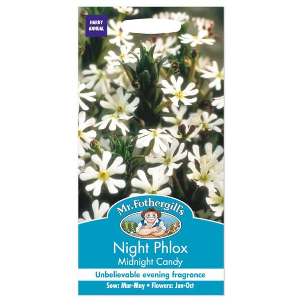 Mr. Fothergill's Night Phlox Midnight Candy Seeds