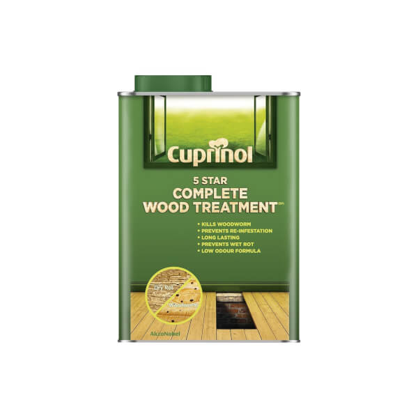 Cuprinol 5 Star Wood Treatment - 1L
