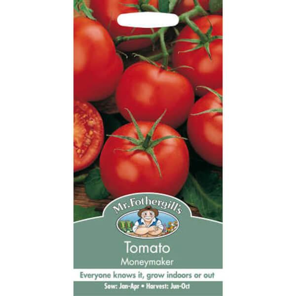 Mr. Fothergill's Tomato Moneymaker (Lycopersicon Lycopersicum) Seeds