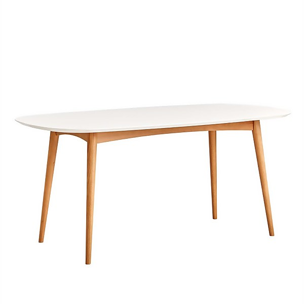 Nordic 6 Seater Dining Table