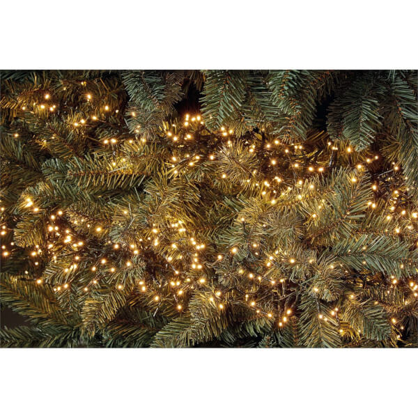 500 Cluster Lights Warm White