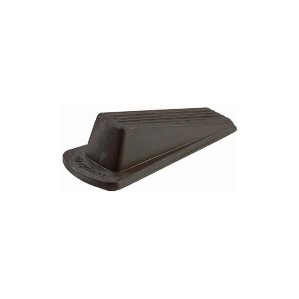 Brown Rubber Door Wedge