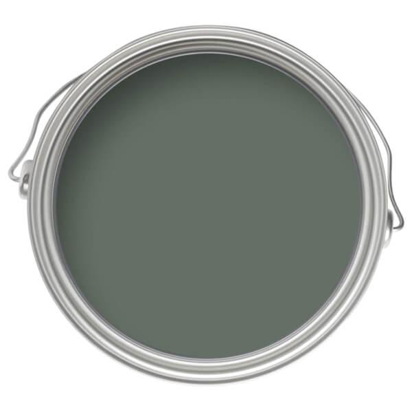 Farrow & Ball Estate No.47 Green Smoke - Matt Emulsion Paint - 2.5L
