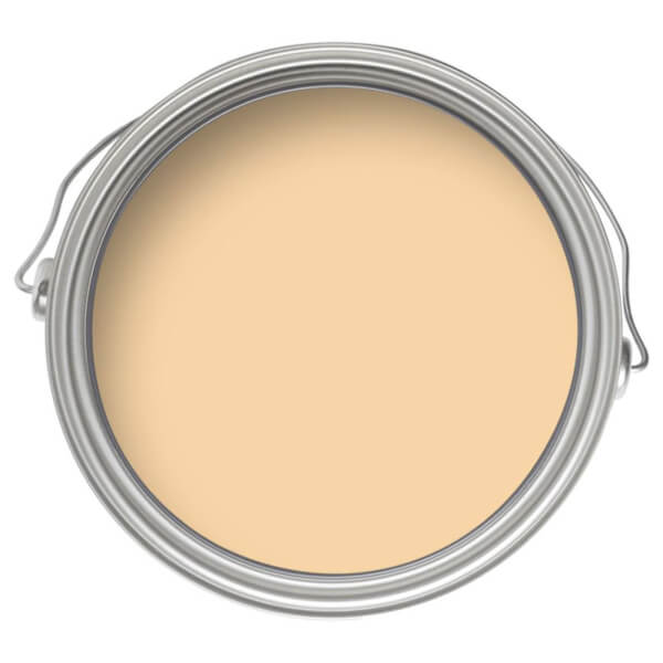 Crown Breatheasy Pale Gold - Matt Emulsion Paint - 2.5L
