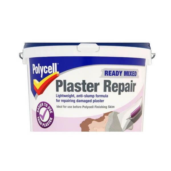Polycell Ready Mix Plaster Repair Polyfilla - 2.5L
