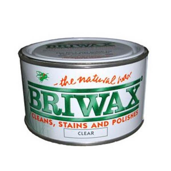 Briwax Finishing Wax - Dark Oak - 370g