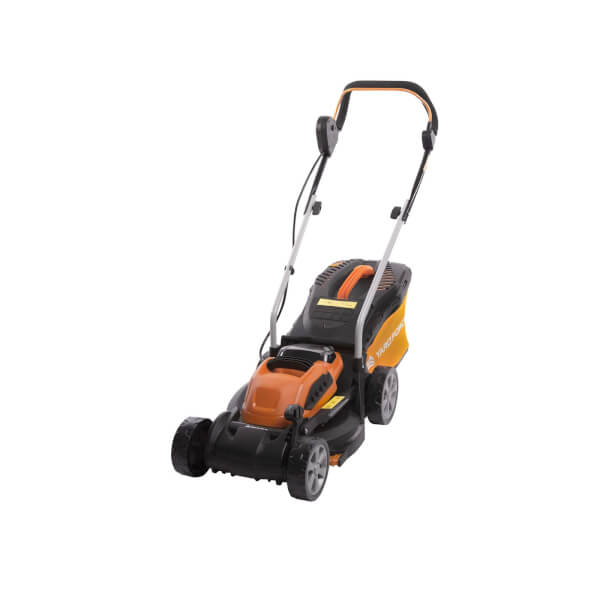 Yard Force 40V 32cm Cordless Lawnmower with 2.5Ah Lithium-Ion Battery & Quick Charger LM G32
