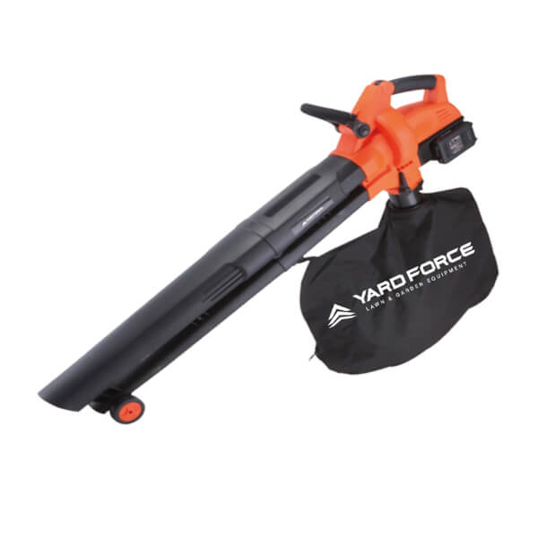 Yard Force 40V Cordless 3-in-1 Blower Vacuum