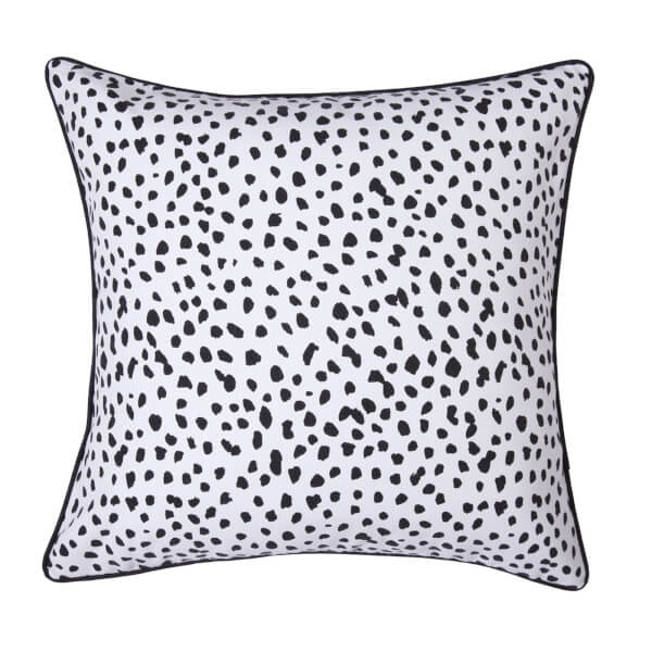 Plain Dalmatian Cushion