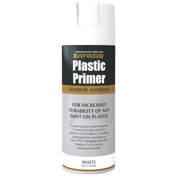Rust-Oleum Plastic Primer - 400ml