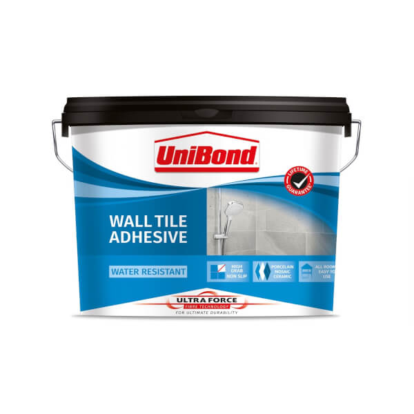 UniBond UltraForce Wall Tile Adhesive 6.9kg