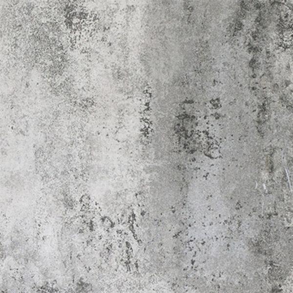 PVC Panel 2400x1000x10mm - Silver Retro Metallic