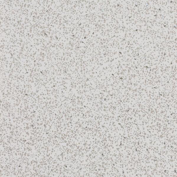 PVC Panel 2400x1200x10mm - White Diamond Stone