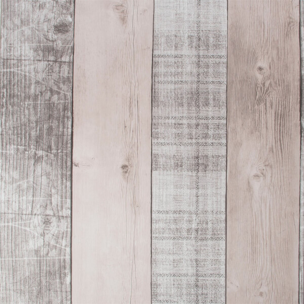 Fresco Easy Country Plank Blush Wallpaper