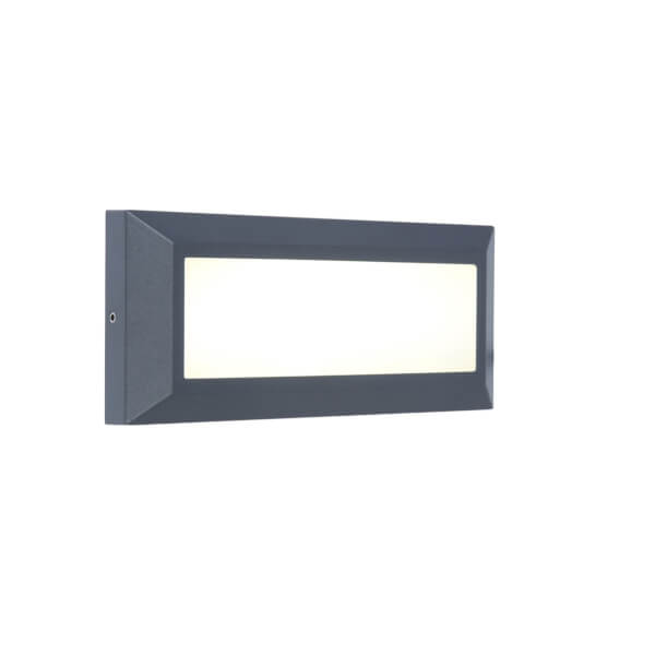 Lutec Helena LED Outdoor Surface Mounted Brick Light