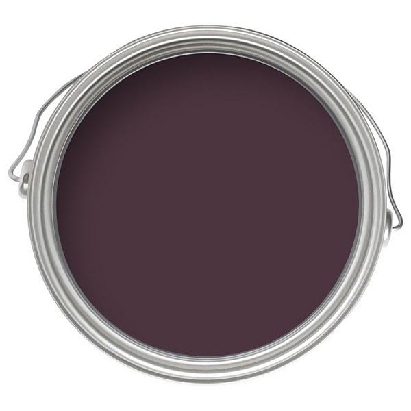 Farrow & Ball Modern No.222 Brinjal - Emulsion Paint - 2.5L