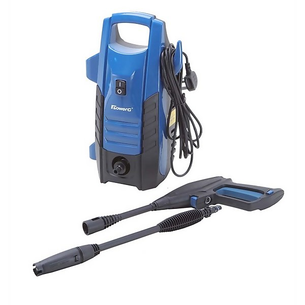 Power G Electric Pressure Washer (1400W)