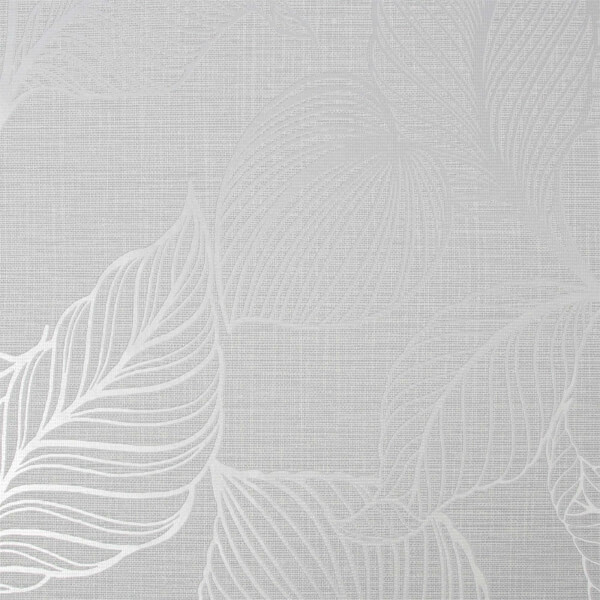 Boutique Royal Palm Moonstone Wallpaper