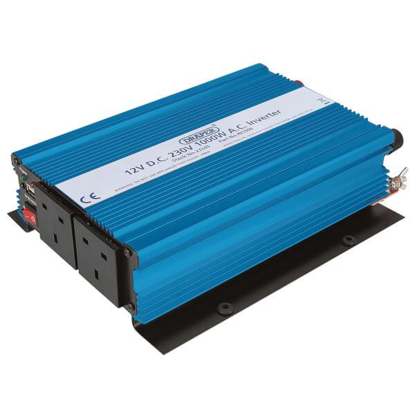 Draper 1000W DC-AC Inverter