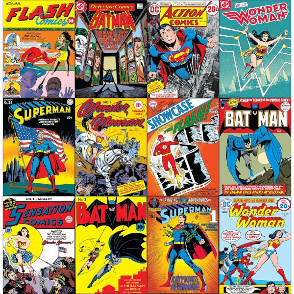 Dc Comics Collection Justice League Wallpaper