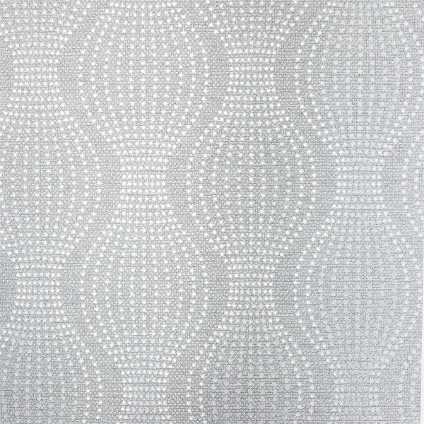 Arthouse Calico Dot Grey Wallpaper