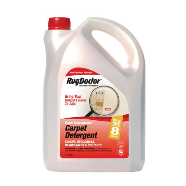 Rug Doctor Carpet Detergent with Spotblok 4 litre