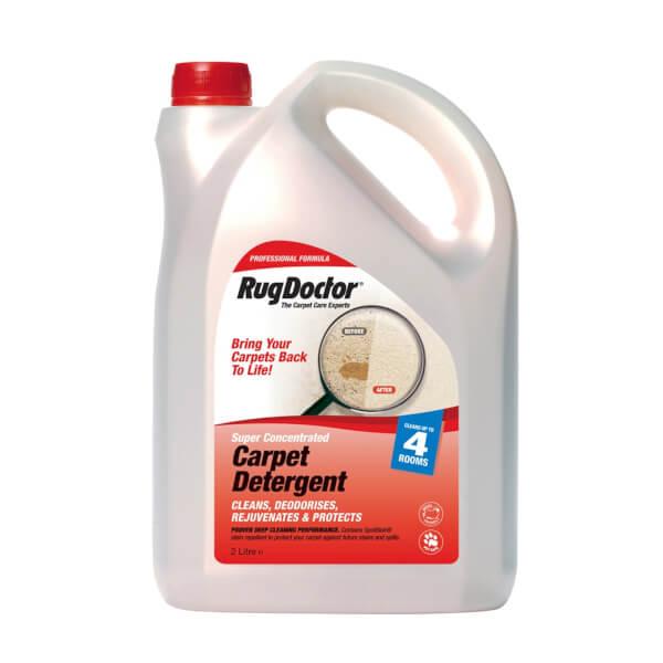 Rug Doctor Detergent with Spotblok - 2L