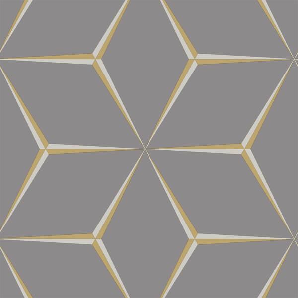 Belgravia Decor Harper Glitter Yellow Wallpaper