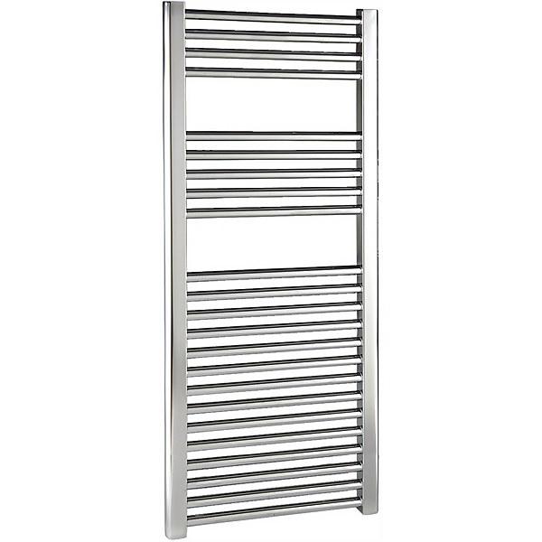 Balterley Straight Ladder Rail - 1100 x 500mm - Chrome