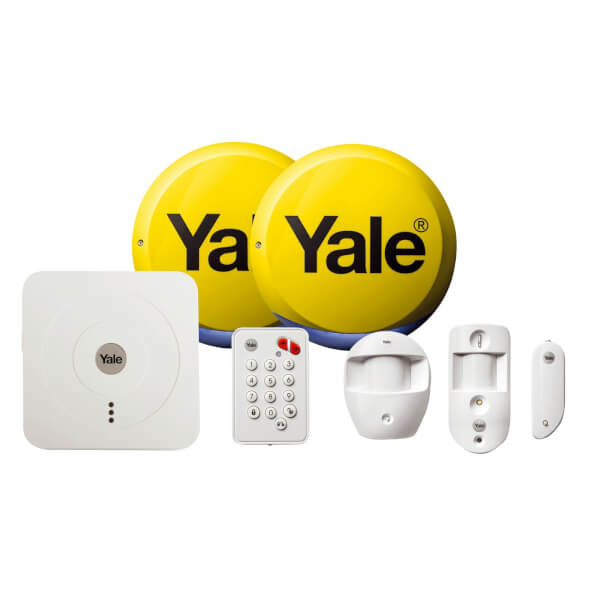 Yale Smart Alarm and View Kit