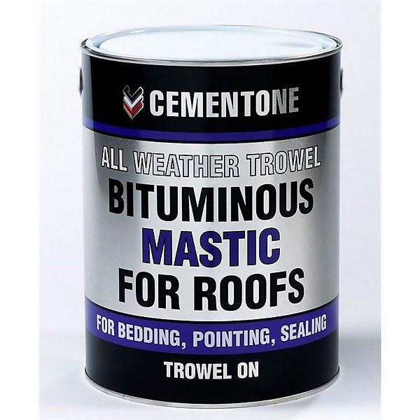 Cementone Uni Roof Repair Comp - 2.5kg
