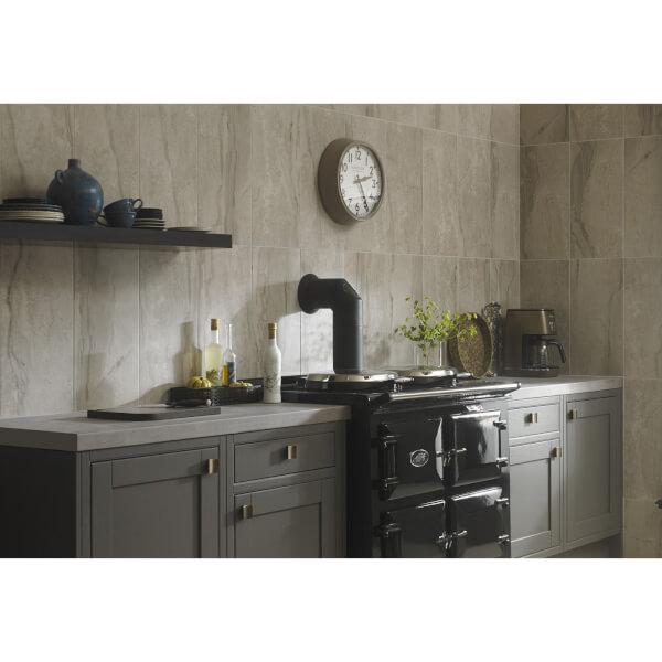 Indulgent Mocha Wall and Floor Tile - 6 Pack