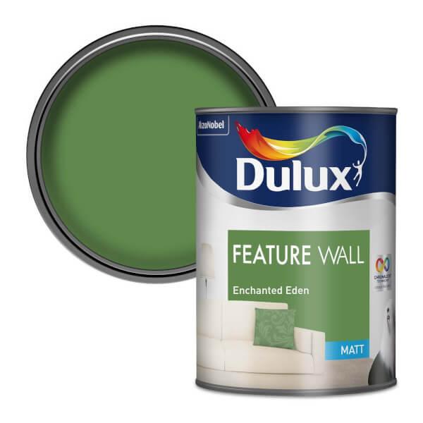 Dulux Feature Wall Enchanted Eden - Matt - 1.25L