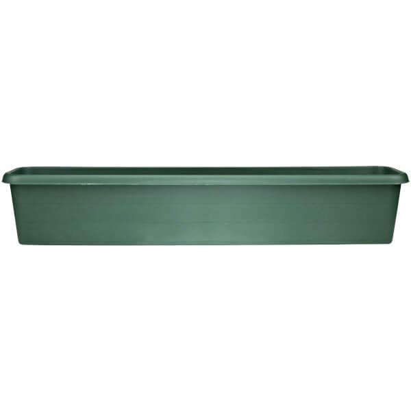 Terrace Trough in Green - 22cm