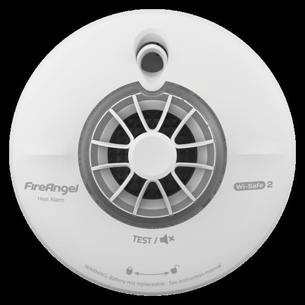 FireAngel Wireless Interlink 10 Year Life Heat Alarm