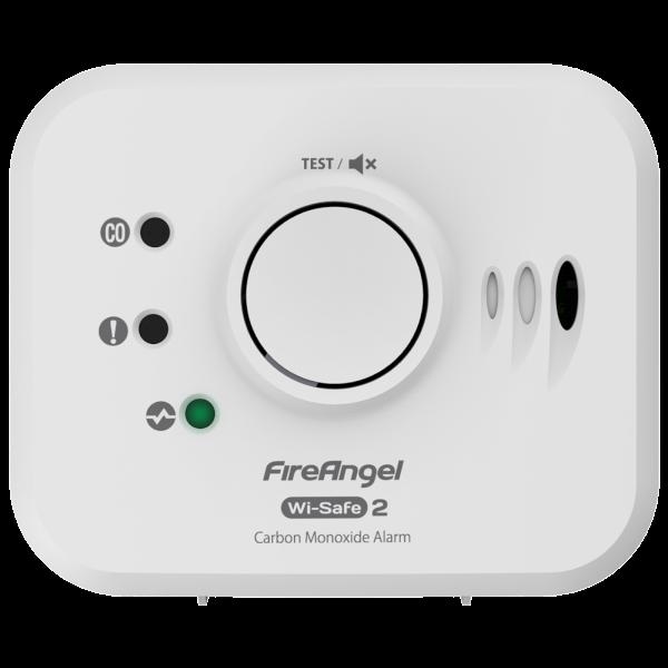 FireAngel Wireless Interlink 10 Year Carbon Monoxide Alarm