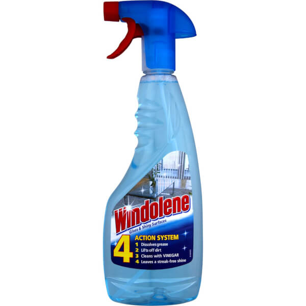 Windolene 4 Action Trigger Spray