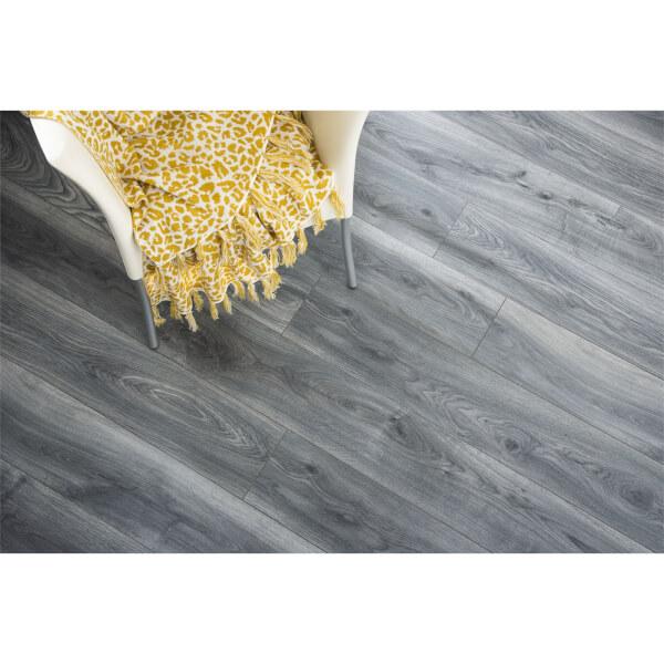 Coventry Oak Laminate Flooring Homebase, Grey Laminate Flooring Homebase