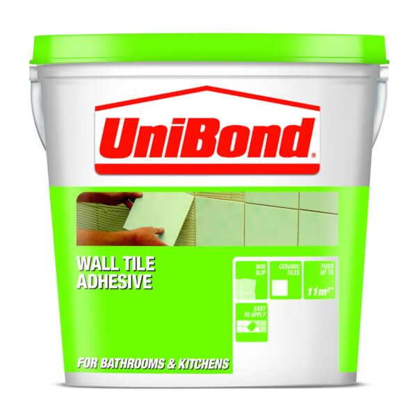 Unibond Waterproof Tile Adhesive - Trade Size