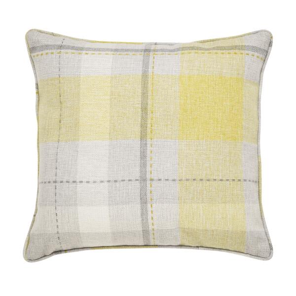 Helena Springfield Nora Cushions 45 x 45cm - Chartreuse